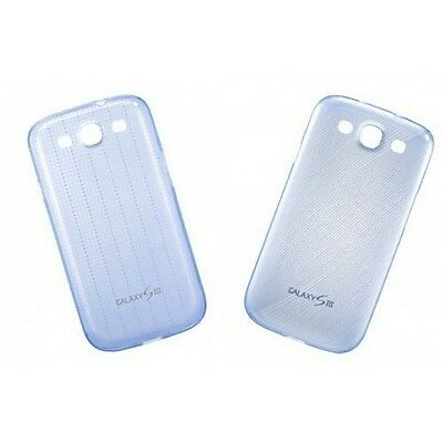 Genuine Samsung Galaxy S3 Slim Case Cover Hard Back Twin Pack