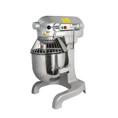 Planetary Mixer, Full Metal Body, Commercial Equipment, 10 Litre Bowl, Apuro NEW