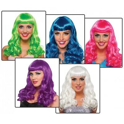 Party Girl Wig Costume Accessory Adult Halloween