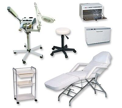 Hydra Adjustable Table Bed Chair Tattoo Beauty Salon Equipment Package - 3