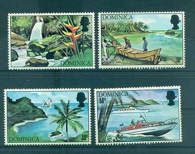 Bateaux - Boats Dominica 1971