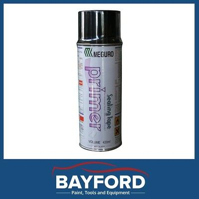 Meguro Primer Can Aerosol For Door Sealer Tape - Brand New