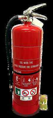 New 9L Water Fire Extinguisher | Safety Equipment