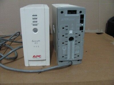 Lot of 5 APC BACK UPS RS 900 Back Up & Surge protector