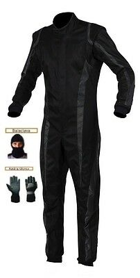 Go kart hobby race suit (free gifts)