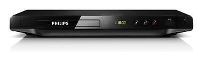 Philips DVP3690K All Multi Region Code Zone Free HDMI 1080p PAL NTSC DVD Player