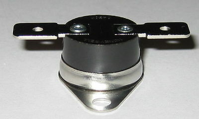 Honeywell Thermostat for HVAC and Appliances - 120 F / 50 C Open on Rise - 1/2""