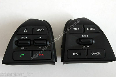 2015 2016 KIA Picanto Morning OEM Audio_Bluetooth_Auto Cruise Retrofit DIY Kit