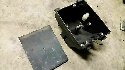 BMW k100 RS wiring connectors relays electrical box plastic with lead complete