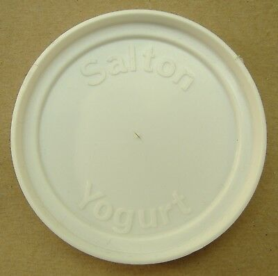 Replacement Lid Cover Cap for Salton GM-5 Thermostat Controlled Yogurt Maker Jar