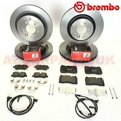 For Range Rover Sport Discovery MK3 MK4 Front And Rear Brembo Brake Discs Pads