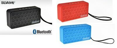 Altavoces Altavoz Portatil Inalambrico Altavoz Con Bluetooth Usb Sd Aux Brick