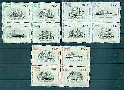 Navires - Ships Chile 1975