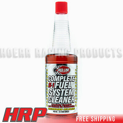 Red Line SI-1 Complete Fuel System Cleaner (15oz).RED-60103
