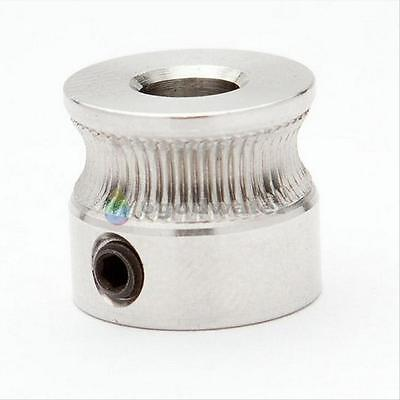 Stainless Steel Extruder Drive Gear Hobbed Gear For Reprap 3D Printer