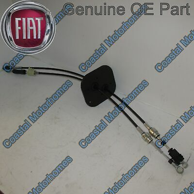 Citroen Relay Fiat Ducato Peugeot Boxer Gear Change Cables Linkage Genuine OE