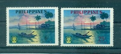 Bateaux - Boats Philippines 1960