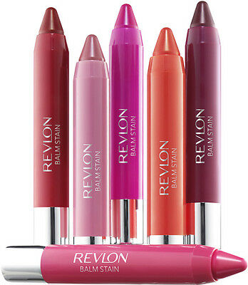Revlon ColorBurst Balm Stain/Revlon Just Bitten ~ Choose from over 12 Colors!