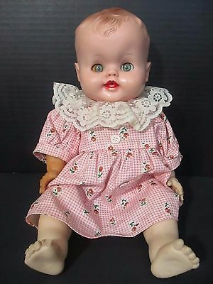 Vintage R&B baby doll (Arranbee) with blue eyes