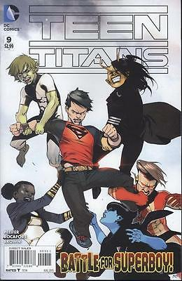 Teen Titans #9   NEW!!!