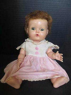 11 inches Vintage Original American Character Tiny Tears doll