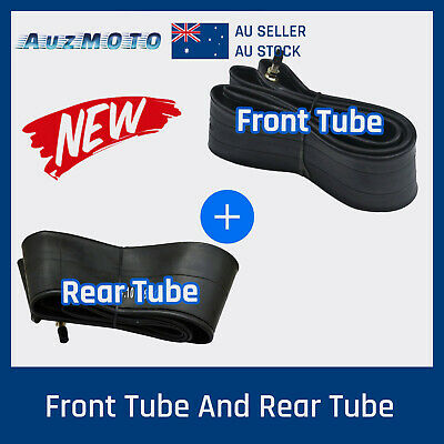 10/12/14/16/17/18/19/21 Inch Front/Rear Inner Tube for Dirt Trail Pit Motor Bike