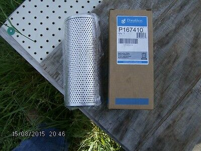 Donaldson hydraulic filter P167410 cross ref. schroder k10 filter element