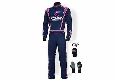 kosmic Go kart race suit CIK/FIA Level 2 approved 2015