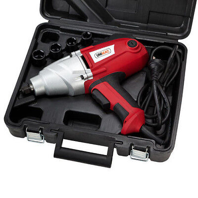 UNIMAC 240v 1/2'' Electric Impact Wrench Rattle Gun Driver Torque Tools Air