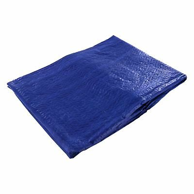 Heavy Duty Lightweight Tarpaulin Waterproof Ground Sheet Tarp UV Camping Cover