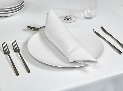 NEW | Polyester Easycare | Stunning Table Cloth(Various Sizes & Colours)