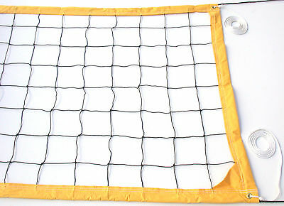 Home Court Recreational Volleyball Net Rope Top & Bottom - VRRY