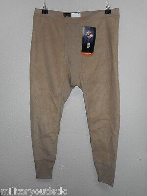 Polartec Midweight Flame Resistant Moisture Wicking Fleece Bottoms Large/reg