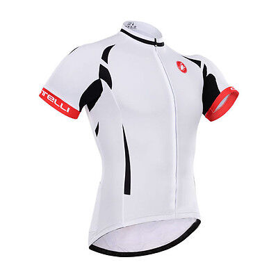 2015 Design Style New Men Bike Team Cycling Clothing Top Shirt Jersey Breathable