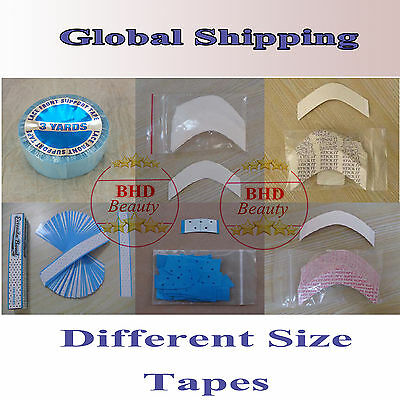 16 Kinds Lace Front Support Tape for Lace Wig Toupee HairPiece Hair ExtensionUK