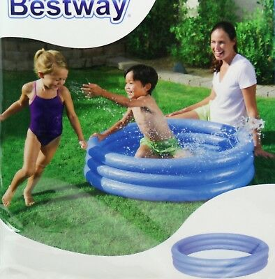 New Inflatable  Paddling Pool Baby Infant Kids Great Summer Fun Outdoor