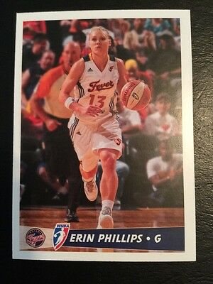 2012 WNBA Erin Phillips Indiana Fever Only 400 Produced