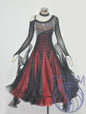 Ballroom .standard. Smooth Dance Competition Dress Size S M L B2279