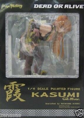 New DEAD OR ALIVE Kasumi C2 black ver. 1:6 Max Factory Painted