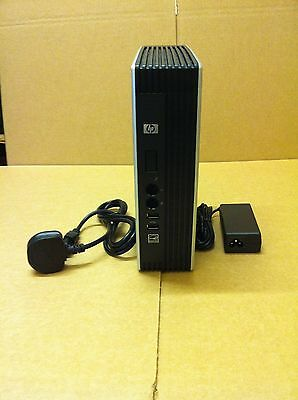 HP T5740E THIN CLIENT + PSU WITH PCIe EXPANSION MODULE ( 4GBF / 2GBR / WES 7 )