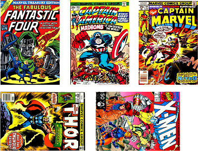 Marvel Super Hero Comic Party Theme Edible ICING Sheets