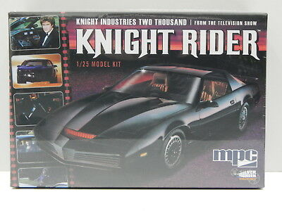 "1:25 Knight Industries Two Thousand ""Knight Rider"" MPC MPC806"