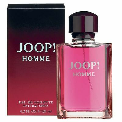 JOOP HOMME 125ML EDT - mens fragrance perfume spray for men