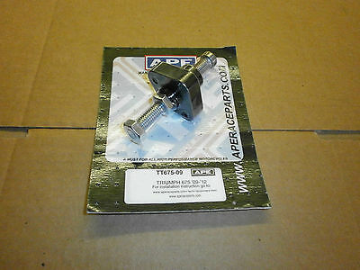 triumph 675 2009 to 2012 APE manual camchain tensioner. usa made. the best! NEW