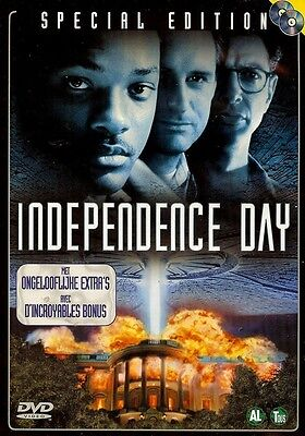 Independence Day - Special Edition /*/ Collector 2 Dvd Fantastique Neuf/Cello