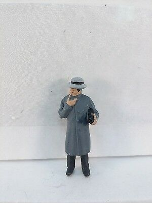 Arttista Suspicious Character #1423 - O Scale On30 On3 Figures People - New