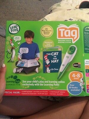 Leap Frog Tag Touch Reading System