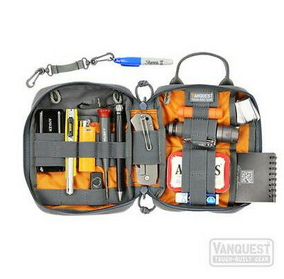 VANQUEST Everyday Carry Maximizer EDCM-Husky 2.0 EDC Organizer Pouch UPGRADE2017