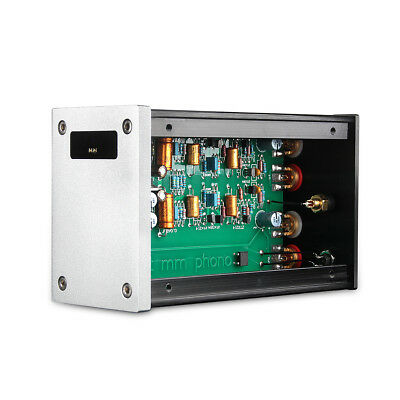 High End MM Phono Turntable Pre-Amplifier Klasse A Plattenspieler Vorverstärker