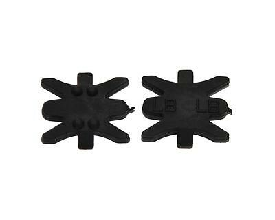 2Pack IRQ Archery Bow String Dampener Bowstring  Silencer For Compound